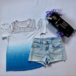 Abercrombie Kids and H&M Outfit Girls Size 11/12